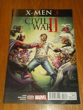 CIVIL WAR II X-MEN #3 MARVEL COMICS