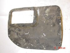 87-95 Jeep Wrangler floor tunnel cover automatic pannel 4x4 boot