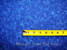 108 Wide Royal Blue Solid Blender BY YARDS Quilt Sewing Crafts Cotton Fabric