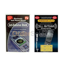 Internal Cell Phone Antenna Booster+Anti Radiation Shield for LG Phones