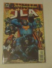 JLA Annual #3 JLApe Gorilla Warfare DC Comics Justice League of America