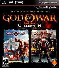 God of War Collection PlayStation 3 PS3