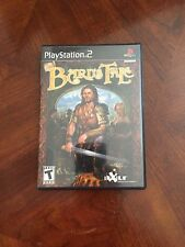The Bard's Tale PlayStation 2 PS2 Complete Nice Disk Works Black Label NG3