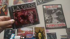 L.A.Guns - Boston 1989 CD Sex Action Rock Candy Rip & Tear Sunset Strip Rock