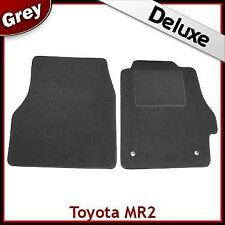 Toyota MR2 2000 2001 2002 2003 2004...2006 Tailored LUXURY 1300g Car Mats GREY
