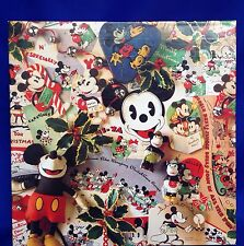 Springbok Puzzle Mickey's Christmas Memories Mickey Mouse Jigsaw 500 PC Complete