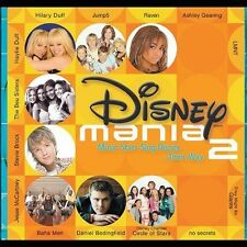 Disneymania 2, Various Artists, Acceptable