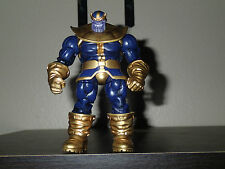 marvel universe fury files avengers Thanos rare