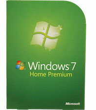 Microsoft Windows 7 Home Premium 32/64 Bit Life Time License Key With DVD