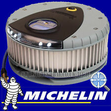 Michelin 12v Car Digital Automatic Hi Power Rapid Tyre Air Compressor Inflator