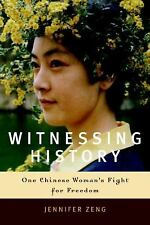 Witnessing History: One Chinese Woman's Fight for Freedom-ExLibrary