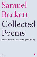 Collected Poems of Samuel Beckett,Beckett, Samuel,New Book mon0000060182