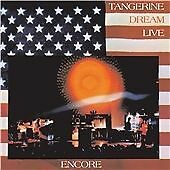 Tangerine Dream Encore Live 1977 CD NEW SEALED Remastered