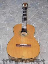 Vintage Höfner 495 clásica guitarra 4/4 concierto guitarra guitarra Guitar Germany 1975