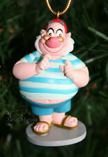 Custom Disney MR. SMEE Christmas Holiday Ornament PVC JAKE AND NEVERLAND PIRATES