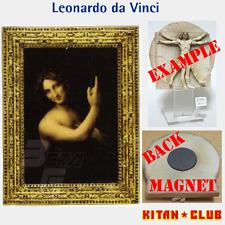 LEONARDO DA VINCI MINIATURE MASTERPIECE COLLECTION figure San Giovanni Battista