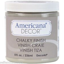 236ml Americana Chalky Finish Farbe Möbel shabby chic whitewash Möbel Primitive