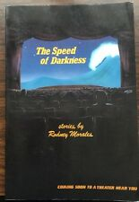 The Speed of Darkness Nos. 39-40 by Rodney Morales (1988, Paperback)