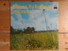 Schubert-Suk Trio-Piano Trio in B Flat Major-Notturno-Supraphon 1965