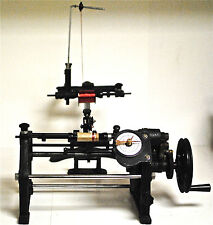 Coil winding machine, Coil winder w/ Traverse Mechanism, Hand wind coils, New!