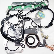 ISUZU 4JB1-T Engine Full Gasket Kit for WIZARD TROOPER FASTER 2.8 LTR 1995-02