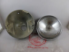 Honda CG125 CB125 CL125 CB175 CL175 XL250 XL175 XL350 Headlamp Headlight NOS