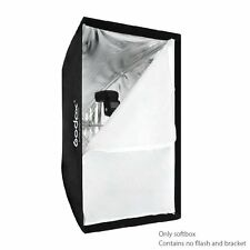 Godox 50x70cm 20 * 27.6 in Portable Flash Softbox Umbrella Light Reflector + Bag
