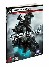 Tom Clancy's Ghost Recon Future Soldier: Prima Official Game Guide (Prima Offici
