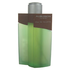 New AUBUSSON HOMME Cologne for Men EDT Spray 3.4 oz Tester
