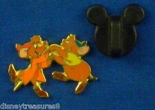 Disney Pin Jaq and Gus Dancing from Cinderella Velvet Box Set LE 1000 #40561