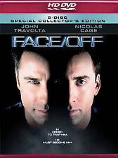 Face/Off (HD-DVD, 2007, 2-Disc Set, Collectors Edition Widescreen)