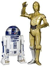 Kotobukiya Star Wars ACTION FIGURES, C-3PO And R2-D2 ArtFX+ Two Pack STATUES