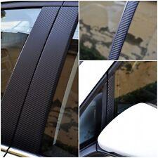 VW Golf 7 MK7 1Set Carbon Folie für A / B / C Säule GTI TDI GTD Rline R TSI