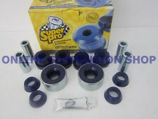 Suits Honda Civic ES EP EU SUPER PRO Front Lower Control Arm Bush Kit SUPERPRO
