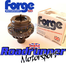 Forge Universal Dump Valve FMDV004 Twin Piston Atmospheric Blow Off BLACK
