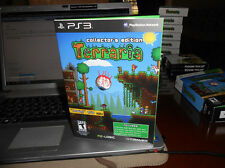 Terraria: Collector's Edition  (Sony PS 3, 2013)**Brand New Factory Sealed**