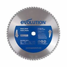 "Evolution 15"" Steel Cutting Blade"
