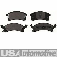 FRONT DISC BRAKE PADS PONTIAC GRAND AM 1990-97, SUNBIRD 1992-94, SUNFIRE 95-2005