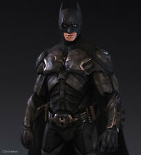 BATMAN Desert Storm! SCALA 1:1 INDOSSABILE COSPLAY (costume armatura bat man)