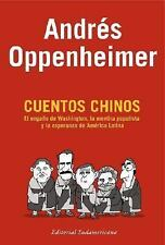 Cuentos Chinos by Andres Oppenheimer (2005, Paperback)