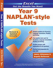 Excel Year 9 Naplan*-Style Tests