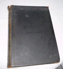 BIOGRAPHICAL AND REMINISCENT HISTORY OF RICHLAND CLAY MARION COUNTIES IL 1909
