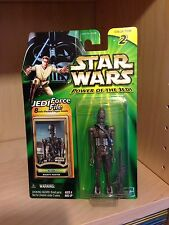 STAR WARS IG-88 ( POWER OF THE JEDI ) 2000 MINT COLLECTABLE ACTION FIGURE