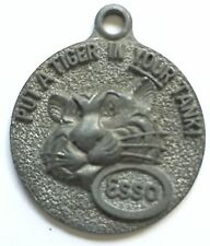 "VINTAGE ESSO GASOLINE ""PUT A TIGER IN YOUR TANK"" KEY FOB"