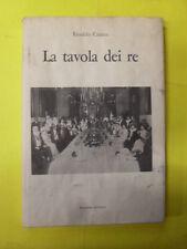 CASANA - TAVOLA DEI RE - ED.ROSELLINA ARCHINTO - 1987