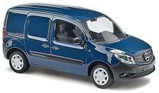 Mercedes Benz Citan W415 Box  truck 2012–14 dark blue Dark Blue 1:87 Busch