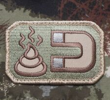 SH*T MAGNET ARMY MILITARY COMBAT TACTICAL MULTICAM VELCRO® BRAND FASTENER PATCH