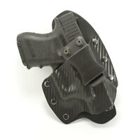 Smith & Wesson, NT Hybrid Concealed IWB Gun Holster, Kydex & Leather