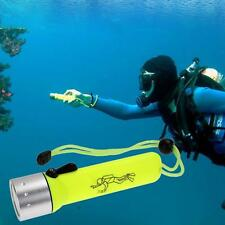 3W Diving Flashlight 2000LM CREE Q5 LED Waterproof AA Torch Underwater Lamp RP