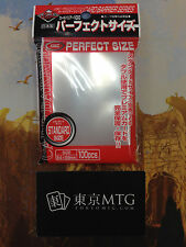 x1 pack Perfect Fit / Size Sleeves KMC Card-Barrier 100 ct